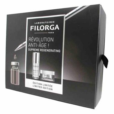 Filorga FILORGA Supreme Skin Quality Kit (NCTF Intensive 30 ml + NCTF Reverse 15 ml) Renksiz